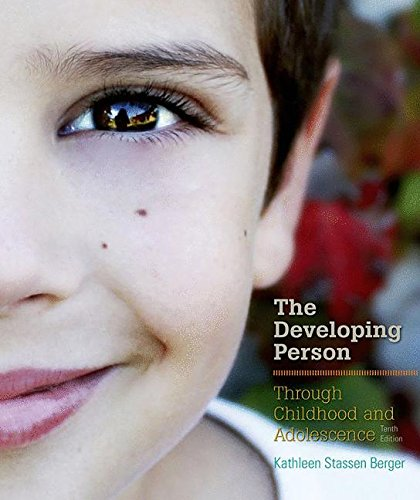 Developing Person Through Childhood and Adolescence cover