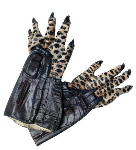 Deluxe Predator Hands Costume (Avp Costumes)