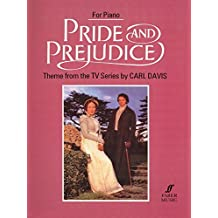 Pride and Prejudice: Theme from the TV Series (Piano Solo), Sheet (Faber Edition) (1998-12-01)