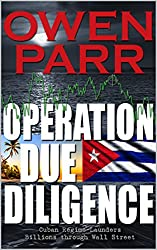 Operation Due Diligence: A Caribbean Thriller (Espionage  thrillers by Owen Parr Book 1)