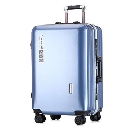 Estuche de Aluminio con Trolley Universal para Ruedas, Caja ...