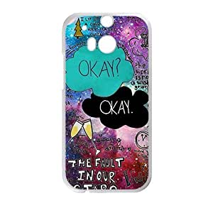 Creative design Okay Cell Phone Case for HTC One M8