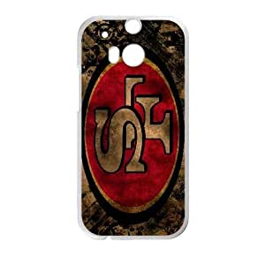 HTC One M8 Phone Cases NFL San Francisco 49ers Cell Phone Case TYF681489