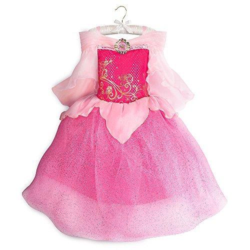 - Disney Aurora Costume for Kids - Sleeping Beauty Size 7/8 Pink