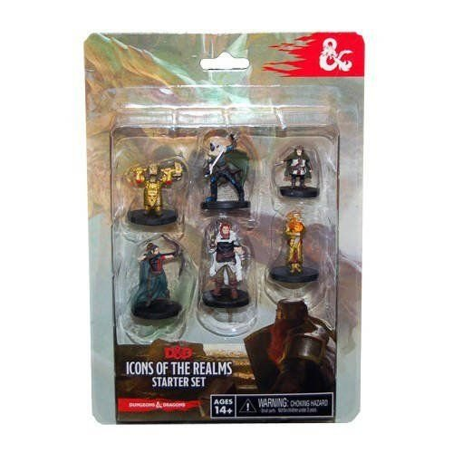 D&D Icons of the Realms: Tyranny of Dragons Starter Set(Discontinued by manufacturer)