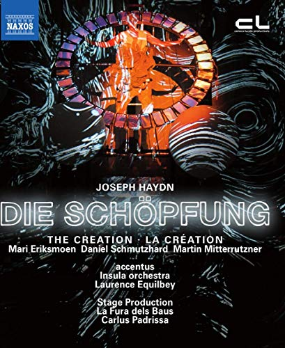 Haydn: The Creation (with a bonus feature: A behind-the-scenes documentary of The Creation) [Blu-ray]