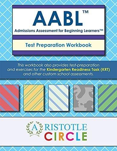 AABL & KRT Test Preparation Workbook