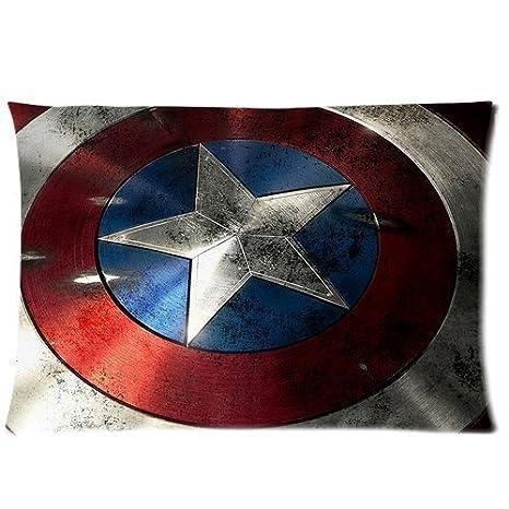 Amazon.com: The Avengers Captain America Shield Custom ...