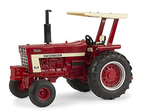 ERTL 1/32 International Harvester 1066 with Rops and Fenders