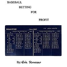 Baseball Betting for Profit