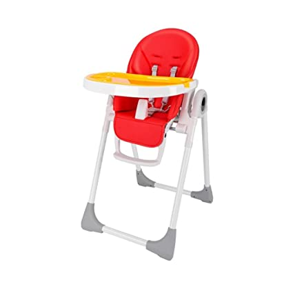 Silla De Comedor Para Bebé De Altura Ajustable La Mesa ...