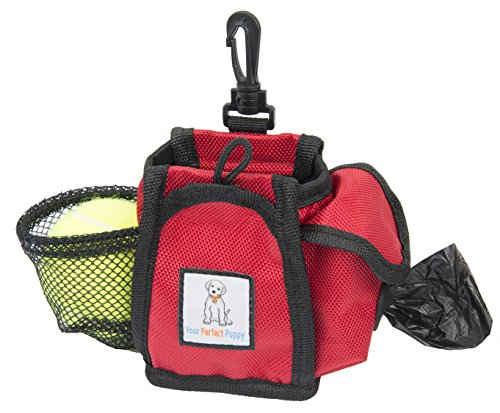 Dog Treat Pouch For Leash
