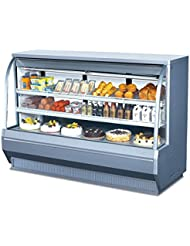 Turbo Air Deli Cases TCDD-72-2-L