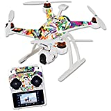 Skin For Blade Chroma Quadcopter – Wet Paint | MightySkins Protective, Durable, and Unique Vinyl Decal wrap cover | Easy To Apply, Remove, and Change Styles | Made in the USA