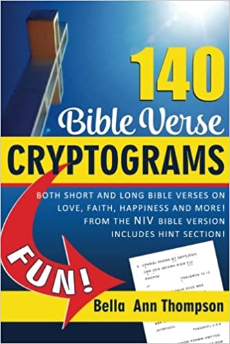 60 Bible Verse Cryptograms Short And Long Bible Verses On Love Inspiration Bible Verses For Happiness