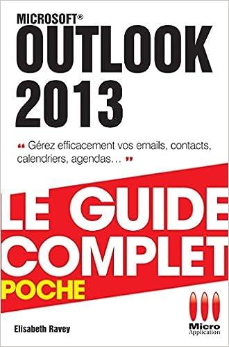 Téléchargement COMPLET POCHE£OUTLOOK 2013 pdf epub