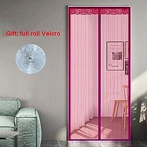 Door curtain King Kong Mesh Zanzariera Magnetica Finestra,Resistente allo Strappo Anti Insetti Traspirante Tenda per… 10 spesavip