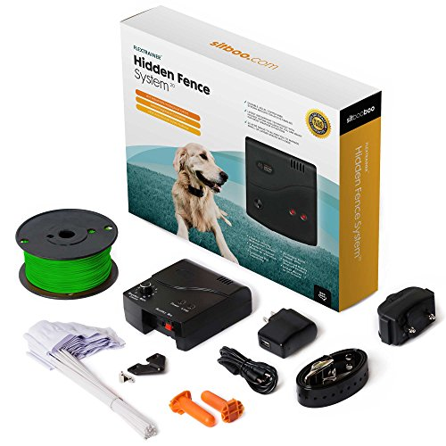 Top 10 Best Underground Amp Wireless Dog Fences 2019 Reviews