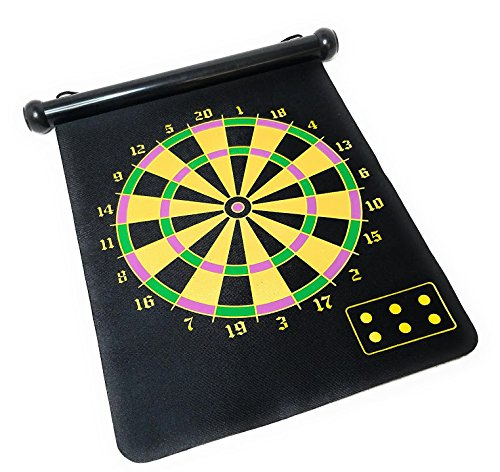 Review Dartboard – 2 Sided