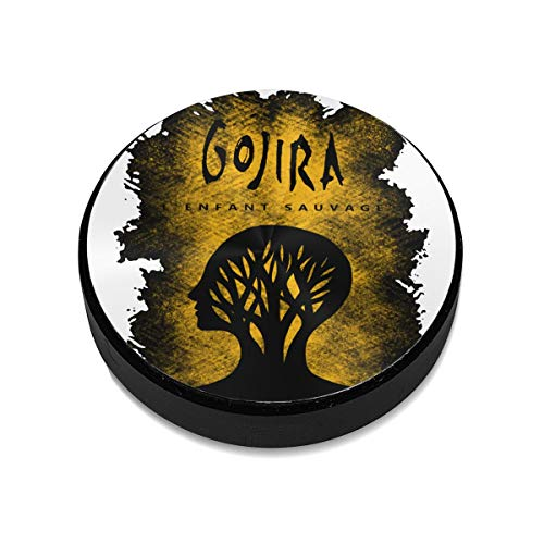 Gojira L'enfant Sauvage Magnetic Phone Holder Match Compatible with All Types of Mobile Phones Simple and Beautiful Fashion.