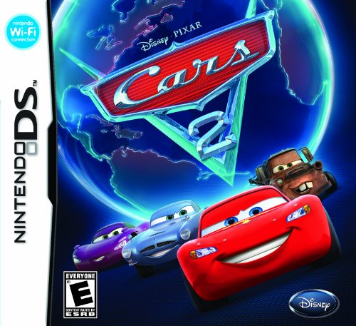 Cars 2: The Video Game - Nintendo DS by Disney Interactive Studios