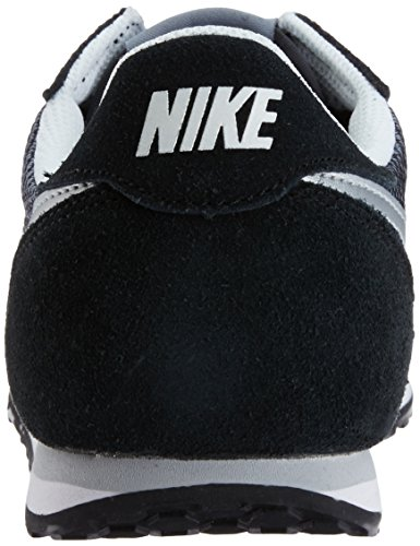 Genicco Sneaker WMNS Slvr Cl Donna Gry wlf Mtllc Gry blck Nike 5OafRqwf