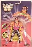 "WWF / WWE Bend-Ems Series 1 Bret ""The Hitman"" Hart"