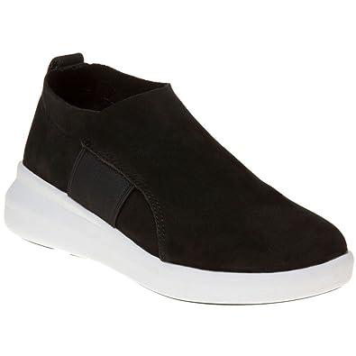 Dkny Taye Mujer Zapatillas Negro dwnu3Neih
