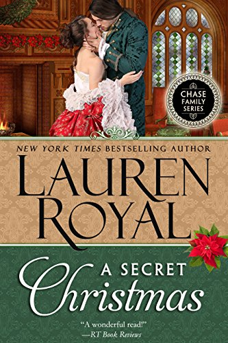 A Secret Christmas (Chase Family Series: The Flowers Book 4)