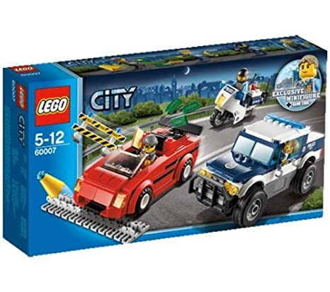 LEGO 301179 City 60009 Helicopter Arrest Vehicles & Boats