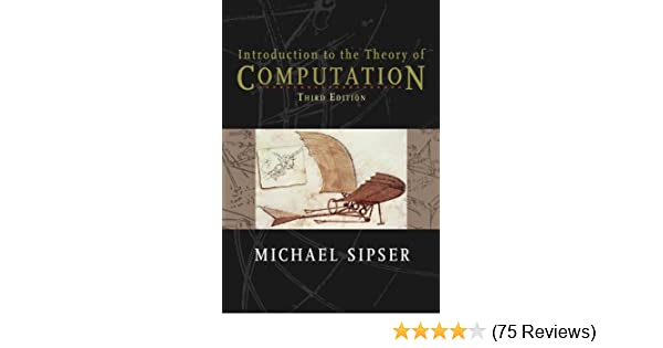 michael sipser introduction to the theory of computation pdf free download