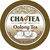 Cha4TEA Oolong Tea for Keurig, 18-Count