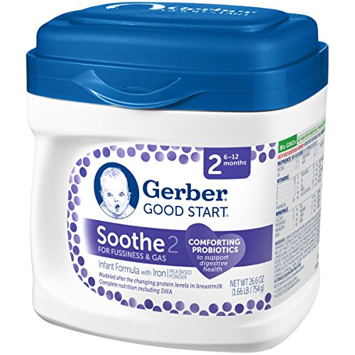 From Usa Gerber Good Start Soothe Non Gmo Powder Infant