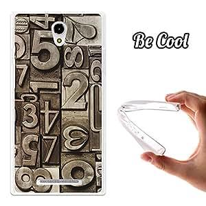 Becool® - Funda Gel Flexible para Leagoo Elite 5 .Carcasa TPU fabricada con la mejor Silicona protege, se adapta a la perfección a tu Smartphone y con nuestro diseño exclusivo