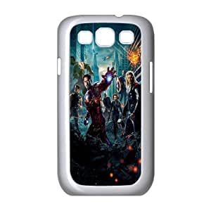 The Avengers FG0070309 Phone Back Case Customized Art Print Design Hard Shell Protection Samsung Galaxy S3 I9300