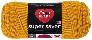 Red Heart  Super Saver Economy Yarn, Gold