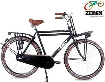 Bicicleta holandesa para hombre Zonix City 3 velocidades 71.12 cm ...