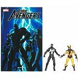 daken marvel - Marvel Universe Comic Packs: Dark Wolverine and Dark Spider-Man