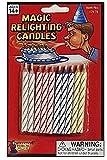 Nicky Bigs Novelties Magic Relighting Candles
