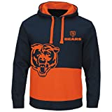 Majestic Chicago Bears Coin Toss Pullover Hooded Sweatshirt