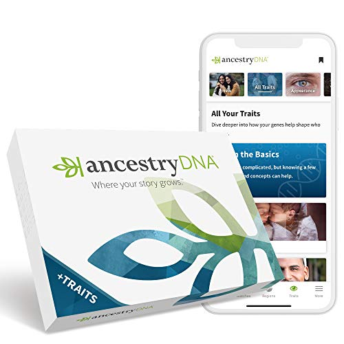 AncestryDNA Traits Genetic Ethnicity