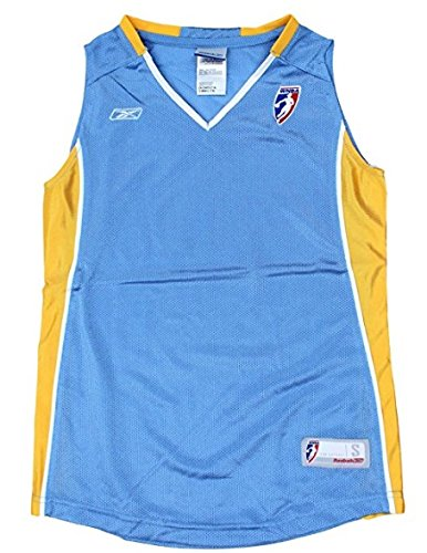 Chicago Sky WNBA Big Girls Blank Basketball Jersey, Sky Blue
