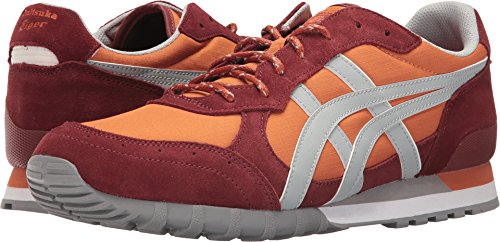 Onitsuka Tiger by Asics Unisex Colorado Eighty-Five Spice Route/Mid Grey Sneaker