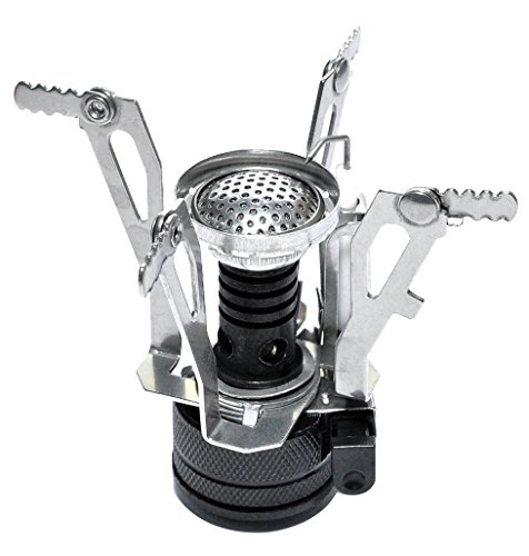 Oliasports Stove Ultralight Backpacking Canister