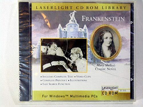 Mary Shelley's Frankenstein / CD Rom Hybrid