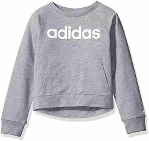 Adidas Girls' Power Pullover