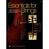 Subtitle: A Systematic Approach to TechnicalDevelopment Essentials for Strings covers a broad range of technicalelements necessary to a students progression as a string player: rhythms, intonation and tuning, bowing styles,scale patterns, arp...