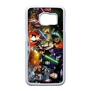 Samsung Galaxy S6 Edge Custom Cell Phone Case Star Wars Case Cover WWFK38145