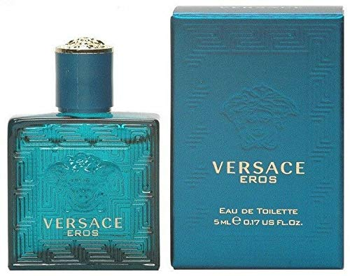 Parfum Miniature - Miniature EDT New in Box Perfume for Men 5 ML (0.17 US FL.OZ) Versace EROS