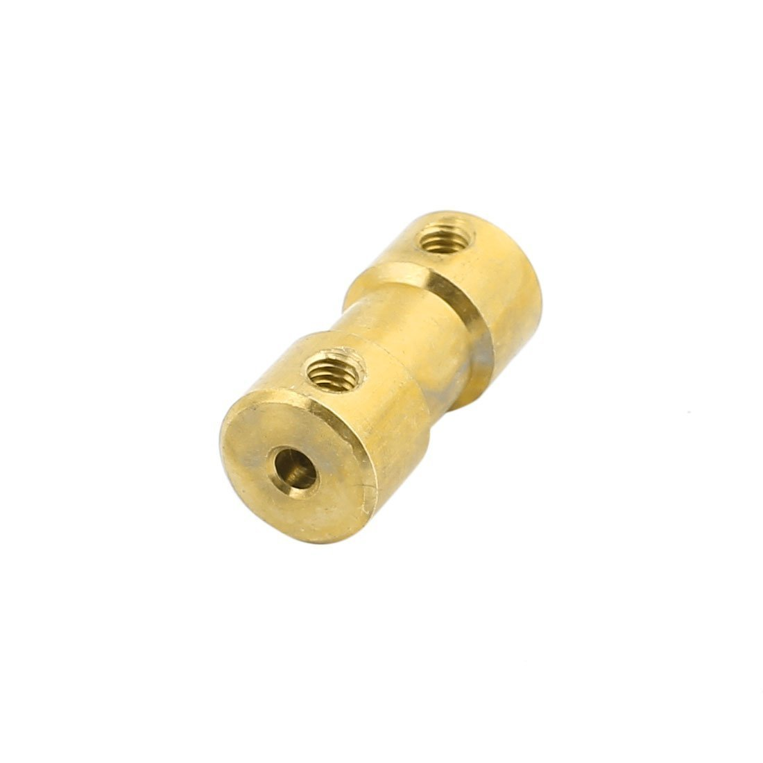 bargain house RC Model Toy Brass Joint Motor Shaft Coupling Connector